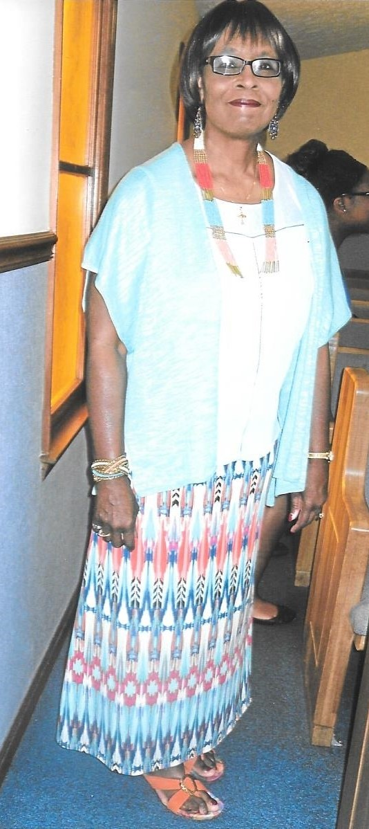 Minister Gwen Searcy - Mays Chapel Baptist Church
