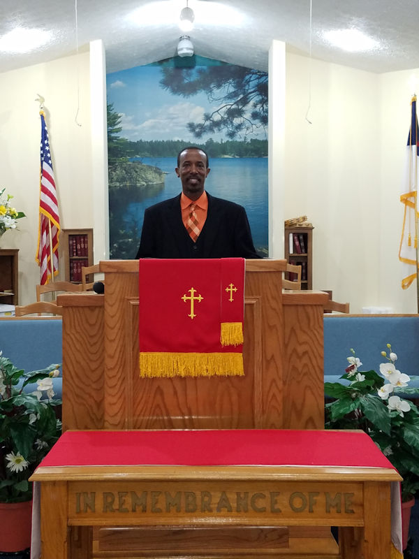 Pastor Jeffrey L. Buford - May Chapel Baptist Church